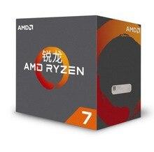 Высокая Производительность AMD Ryzen 7 1700 CPU 3.0 ГГЦ 8 Core 16 Темы 65 Вт TDP АМ4 Интерфейс