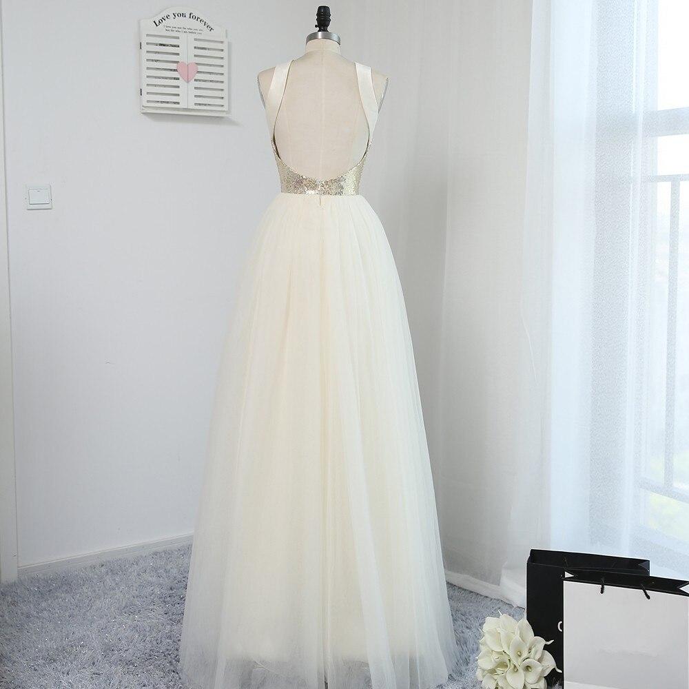 HVVLF 2019 Pigūs nuotakos suknelės iki 50 - Suknelės vestuvėms - Nuotrauka 3