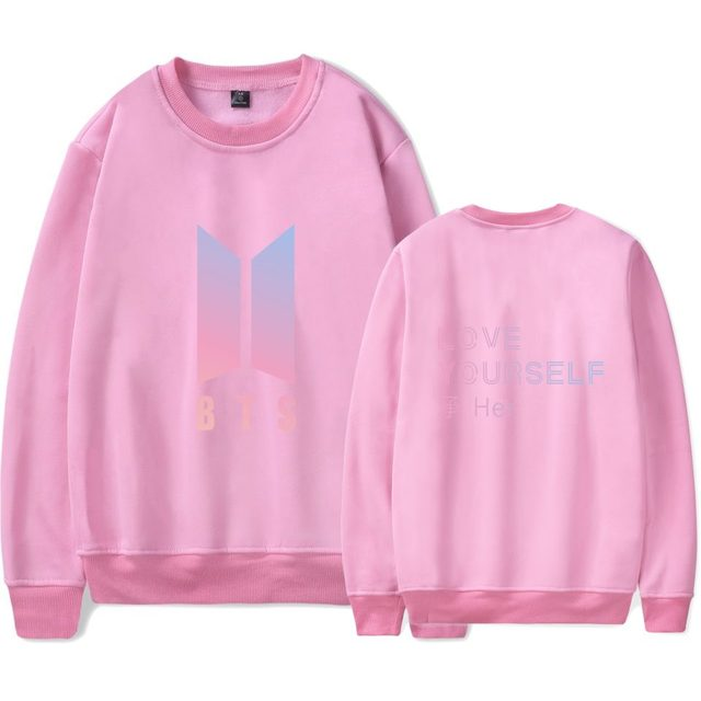 "BTS LOVE YOURSELF "" HER "" Sweatshirt"