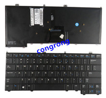 US Keyboard FOR DELL Latitude E7440 E7420 E7240 E7420D Laptop Keyboard English backlight