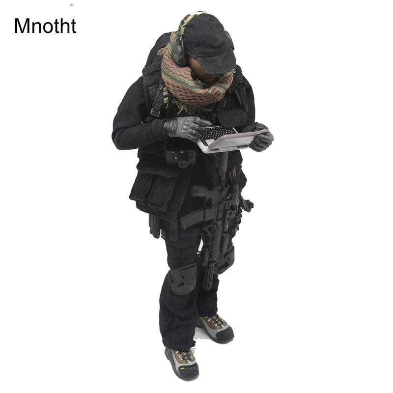 Mnotht 1/6 Military model VH1031 CIA2.0 Suit Set Clothes For 12in Male Solider Model Action Figure Toy WITHOUT HEAD BODY L3