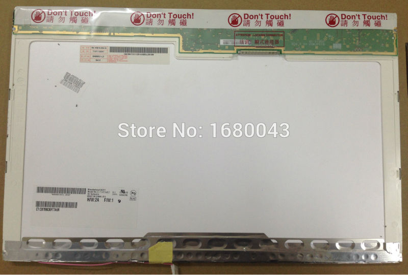 B154EW02 V.1 V.0 V.7 V.3 fit LTN154X3-L01 L02 L03 L0A L0D B154EW01 N154I1-L0C N154I3-L02 15.4 LCD 30 pin 1280X800 laete l02 142