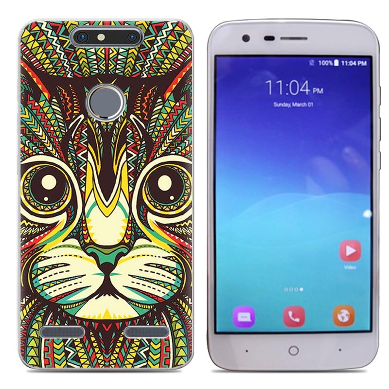 Drop Pengiriman TPU Lembut Telepon Kasus untuk ZTE Blade V8 Mini - Aksesori dan suku cadang ponsel - Foto 6