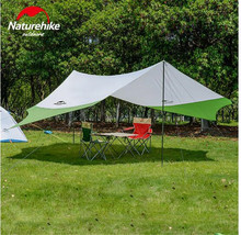 Naturehike Outdoor Event Tent Party Beach Large Camping Tents Shelter The Sun Waterproof Lightweight Sunscreen Campin