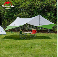 Naturehike Outdoor Event Tent Party Beach Large Camping Tents Shelter The Sun Waterproof Lightweight Waterproof Sunscreen Campin