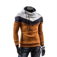 2016 neue Winter Kapuzenpullis Sweatshirts Männer Slim Fit Mit Kapuze Pullover Sportbekleidung Sweatshirt Männlichen Trainingsanzüge Moleton M-3XL 10