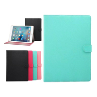 Auspicious Flowers For New IPad 1822 PU Leather Smart Wake Up Sleep Magnetic Flip Stand Case