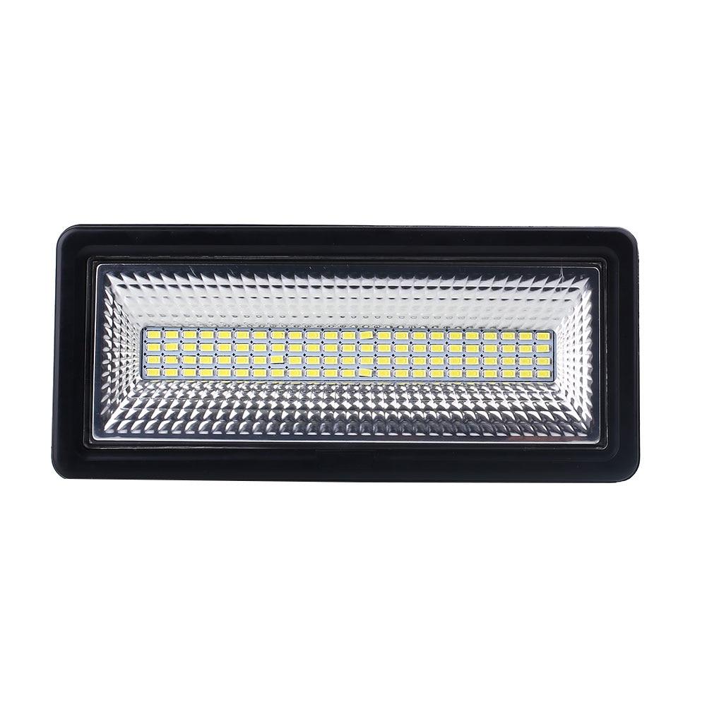 LED Floodlights COB Lamp 50W 92SMD Spotlight For Outdoor Lighting White цена и фото