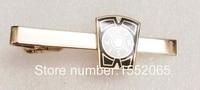 Factory custom wholesale 100pcs Highly Polished Quality Enamel Freemason Tie Bar Pin