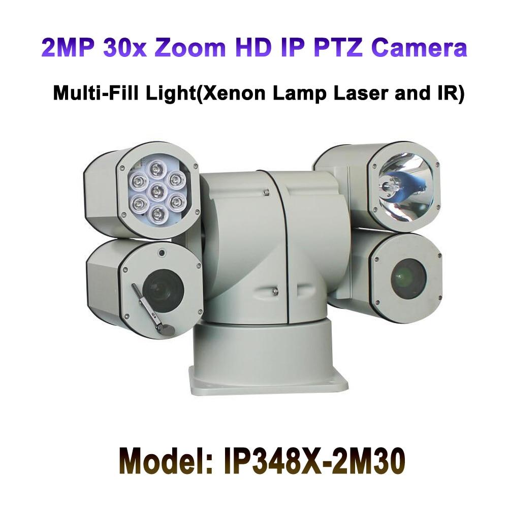 30x Optical Zoom 4 Housing Multi - Fill Light 2MP Night vision 400M HD IP PTZ Heavy Duty Camera social housing in glasgow volume 2