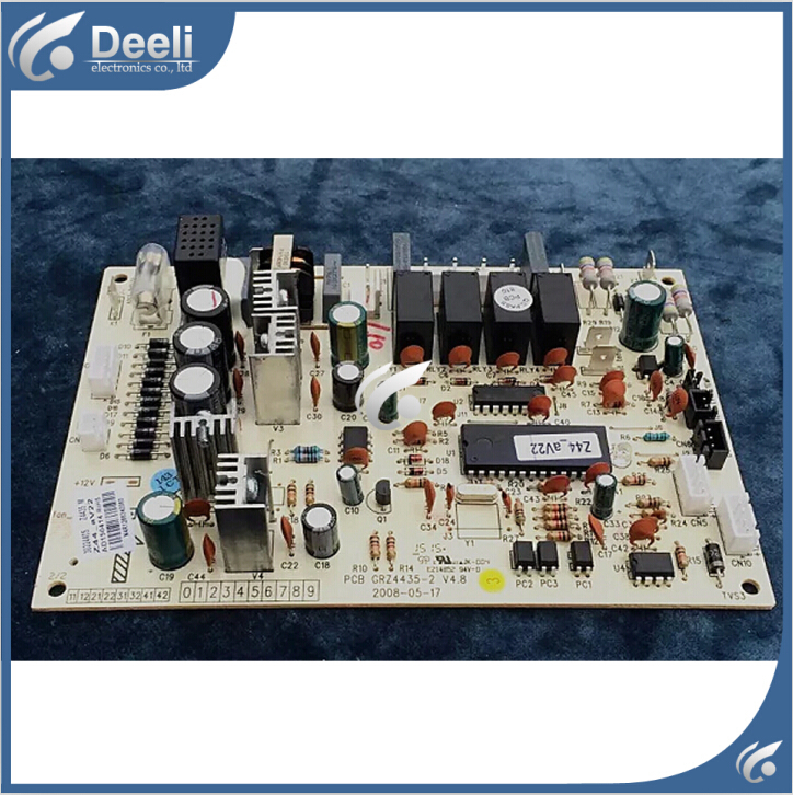 Подробнее о 95% new good working for air conditioning Computer board 30224405 GRZ4435-2 pc board  circuit board on sale 95% new good working for air conditioning computer board ju7 820 1730 pow 20fh pc board circuit board on sale