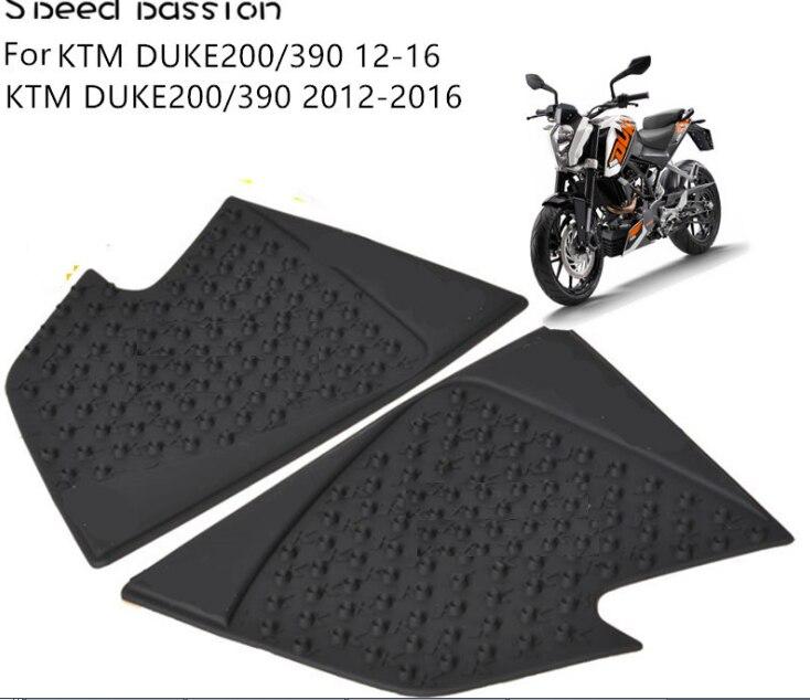 Gas Tank Side Pad Fuel Grip Decal Sticker Protector fit Suzuki GSXR600 750 11-14