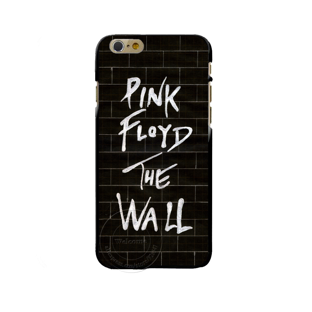 Pink Floyd The Wall PC Hard Case Covers For Apple iPhone 4 4G 4S 5 5G 5S SE 5C 6 6S 7 Plus 6SPlus