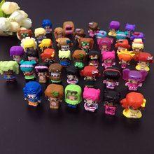É Meu Mini Mixie MMMQ Q's Anime Bonecas Modelo de Montagem Menina das Mixieq mixieqs Capsule Toys Figuras de Ação Presente 20-100 Pçs/lote