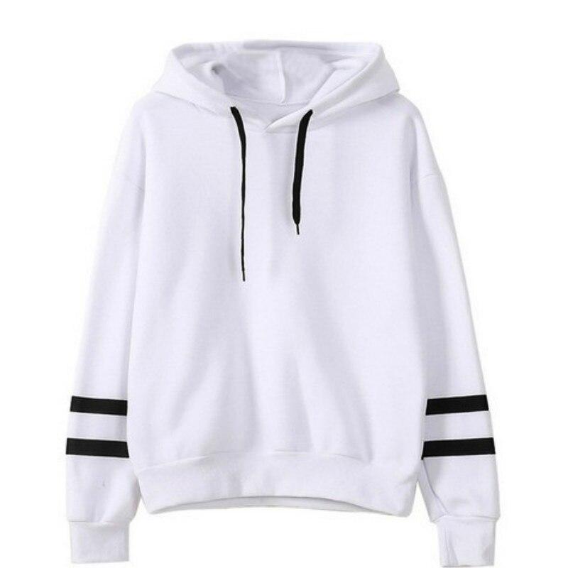 HTB1mG24Kk9WBuNjSspeq6yz5VXav - 2018 Autumn Women Hoodie Casual Long Sleeve Hooded Pullover Sweatshirts Hooded Female Jumper Women Tracksuits Sportswear