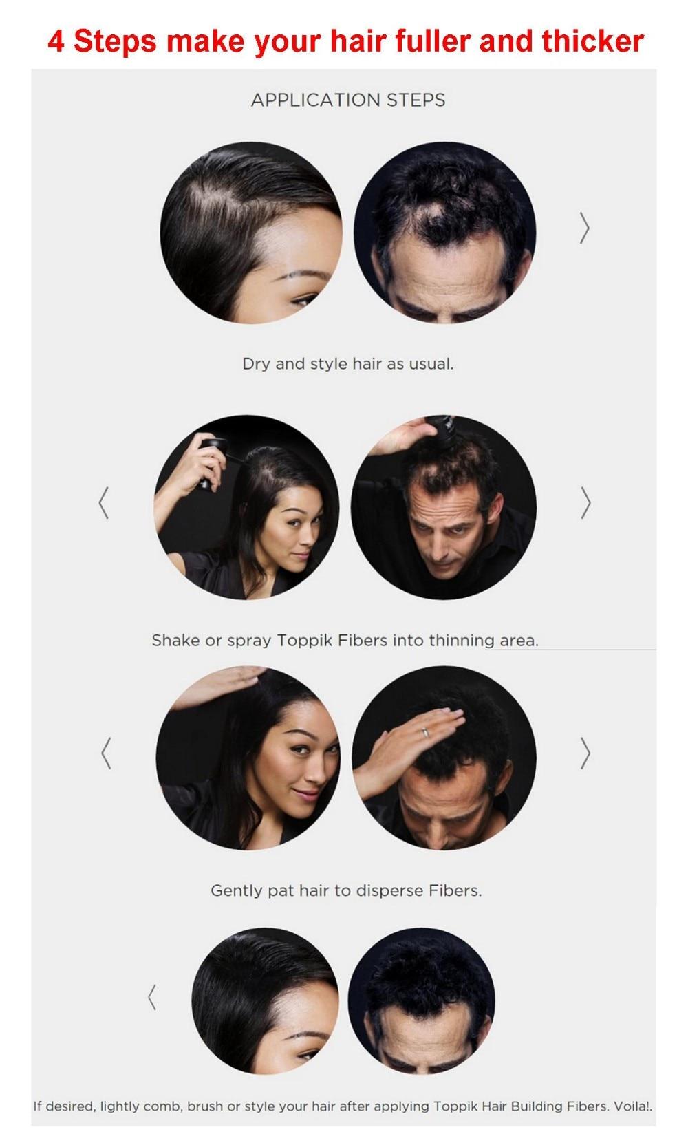 A construção das fibras do cabelo dos