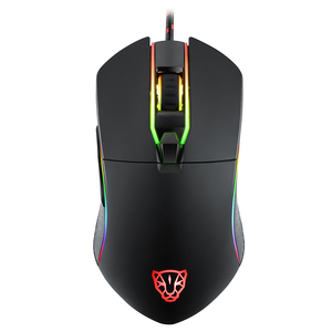Image 4 - Motospeed V30 V40 V10 RGB LED אורות עכבר משחקי חוטית USB עכבר מקצועי עכבר משחקים למחשב נייד מחשב שולחני
