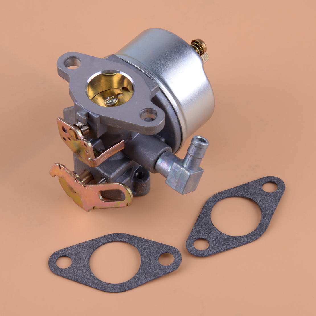 Adjustable Carburetor Fit For Tecumseh Snapper Yardman 421 521 4HP 5HP Snow Blower 640084B 632107A 632107 640084A