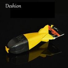 Deshion Carp Fishing Large Rockets Spod Bomb Fishing Tackle Feeders Pellet Rocket Feeder Float Bait Holder Tool Accessories