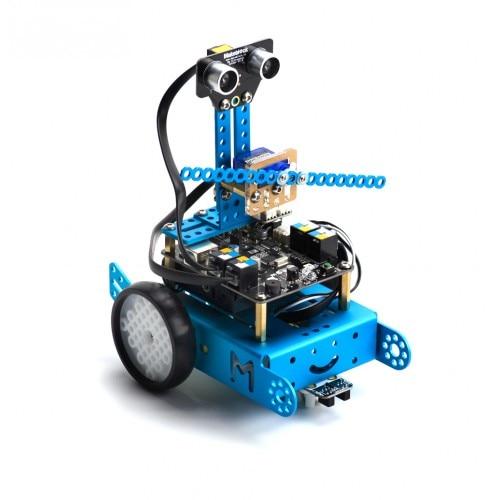 Makeblock new mbot 애드온 팩-서보 팩 스마트 로봇 키트 키즈 쿨 diy 키트 선물 패션 완구 모델