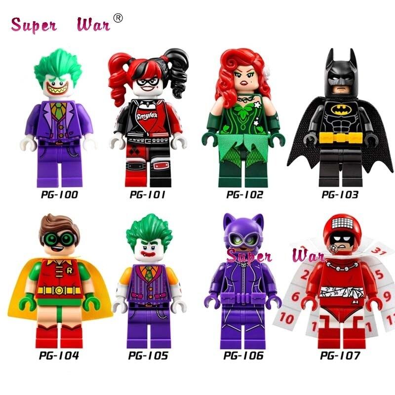 80pcs Starwars Superhero Collection Batman Movie Cape Low Rider Building Blocks Action Bricks Friends For Children Toys Mild And Mellow Model Building