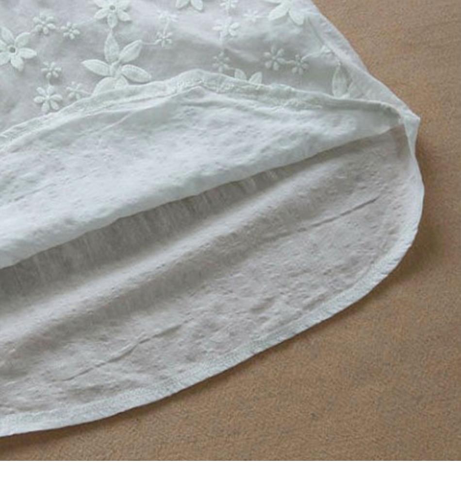 women White Blouse shirts