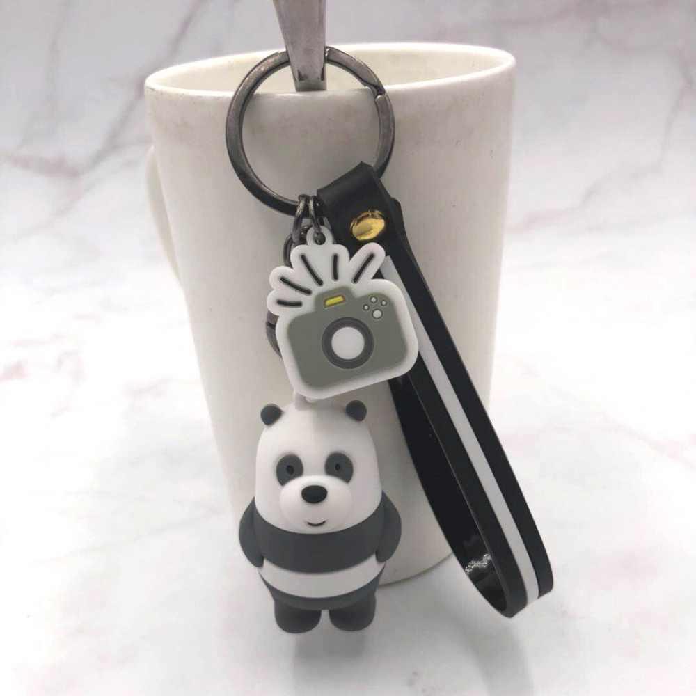 """Joylong Горячая Bt21 игрушки брелки мягкий Vipkid Чехол для мобильного телефона в стиле """"Bts мы вся правда о медведях Kawaii с принтом в виде панды и три животные медведи Keroppi Сумико гураши"""