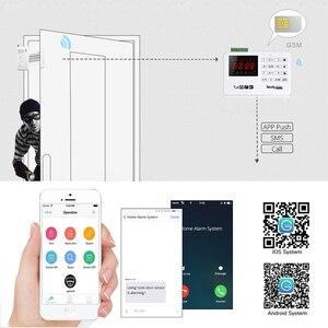 Image 5 - Smarsecur A30 App اللاسلكية GSM نظام إنذار أمني إنذار لص الأمن الدخيل