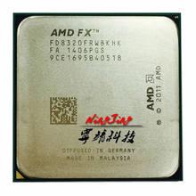 AMD FX-серия FX-8320 FX 8320 3,5 ГГц Восьмиядерный центральный процессор FD8320FRW8KHK разъем AM3 +