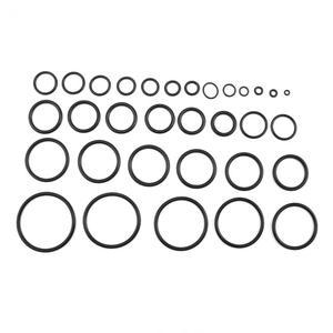 Image 5 - 419pcs O ring O Ring Assortment Set Rubber Ring Seal Gasket Universal 32 Sizes Rubber Feet Kit R01 R32 oring kit