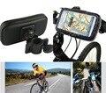 Водонепроницаемый Мотоцикл Велосипед Держатель Сумка Мотоцикл Чехол Горе Стенд для IPhone Samsung Huawei HTC и т. д. Телефоны 3 Размеры