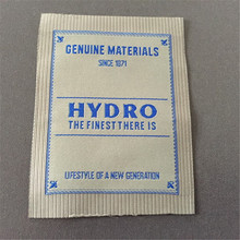 Hot Brand Clothing Woven Label