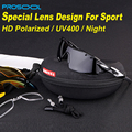Lentes Polarizadas gafas de Sol Deportivas Gafas Gafas 3 Unidades PROSOOL para el Tour de Francia de Ciclismo Correr Al Aire Libre gafas De Sol Oculos