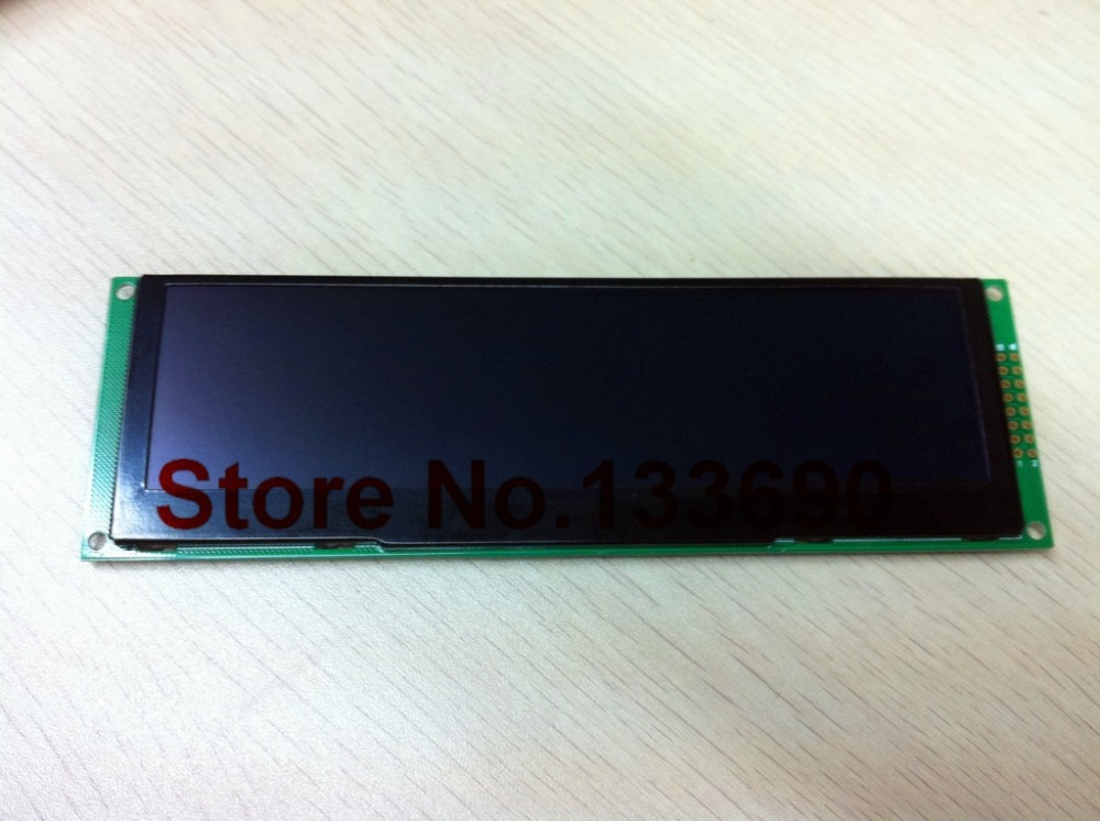 Image 3 - 5.5 inch 16PIN Green or Yellow OLED Screen module SSD1322 Driver 256*64 8Bit Parallel SPI serial Interface 3/4 wire serial port-in LCD Modules from Electronic Components & Supplies