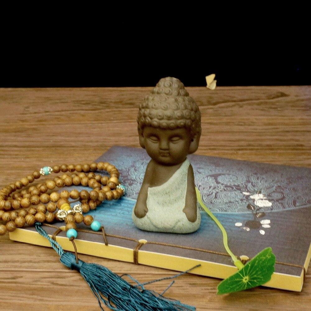 Small Tea Buddhas 4
