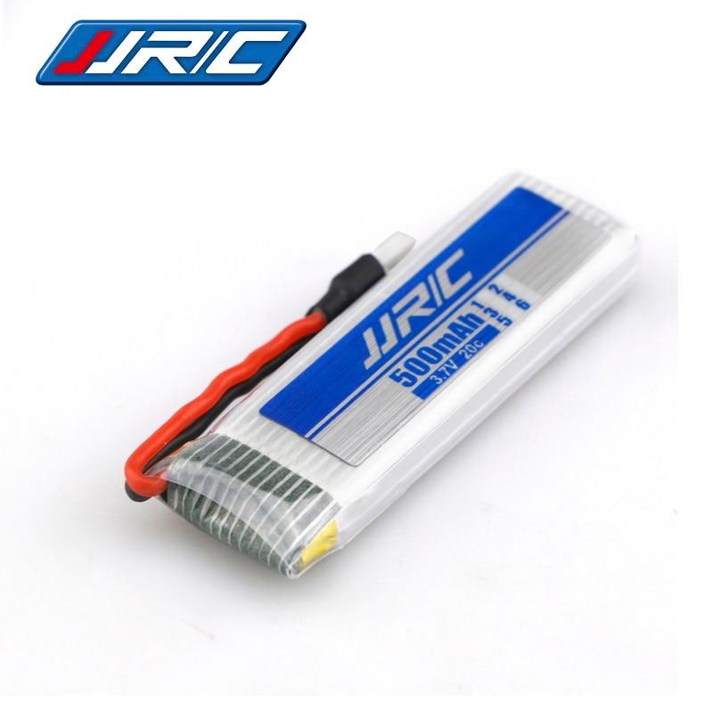 3.7V <font><b>500mAh</b></font> <font><b>Battery</b></font> for JJRC H37 RC Quacopter Spare Parts Accessories H37-07