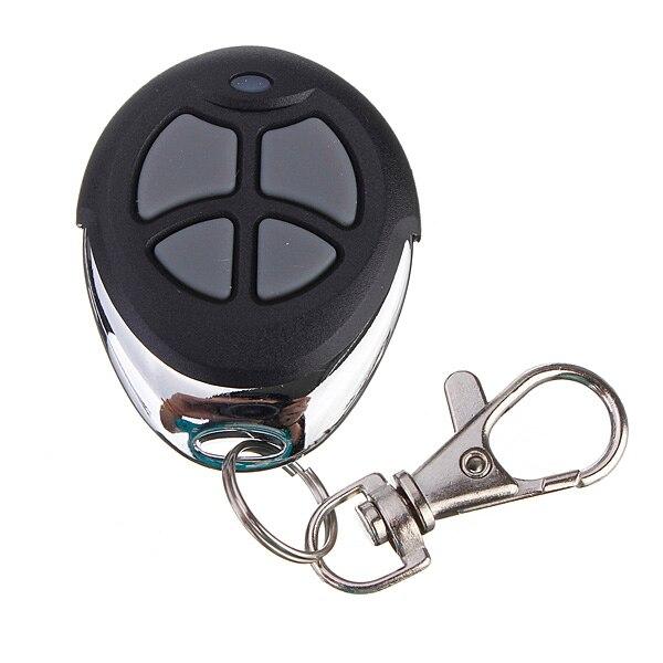 4 Buttons ATA Garage Roller SecuraCode Door Remote Control PTX-4 433.92 Mhz Transmitting