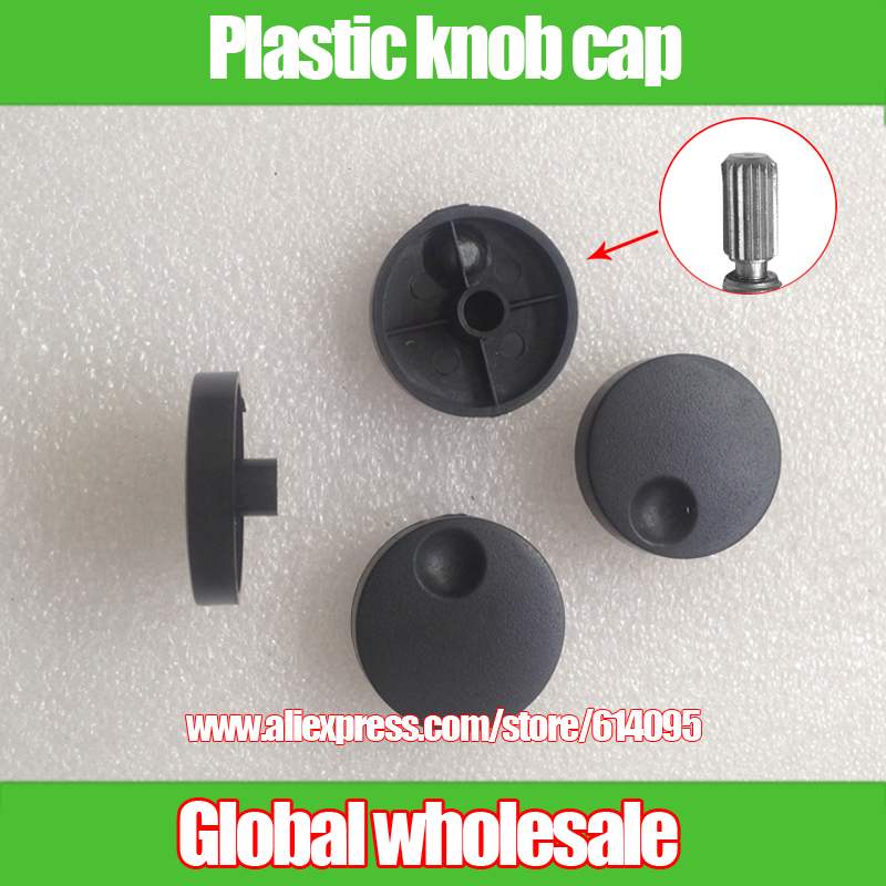 3pcs Potentiometer Encoder Band Switch Plastic Knob Cap / Audio Volume Audio Adjuster 148 Potentiometer Swivel Cap
