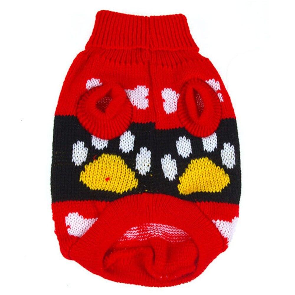 Лидер продаж домашние животные собака свитер одежда XS размеры S M L XL xxl-щенок пальто ...