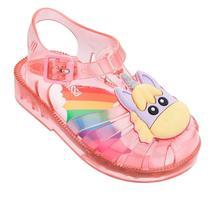 Mini Melissa Possession Unicorn 2019 Girl Jelly Sandals Summer Sandals Melissa Children Sandals Beach Shoes Toddler Shoes carnal possession