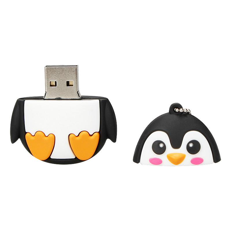 Image 4 - Usb Flash Drive Cute Cartoon Owl Pen Drive 4gb 8gb 16gb 32gb 64gb 128gb Usb Stick High Quality Usb 2.0 Flash Disk Free Shipping-in USB Flash Drives from Computer & Office