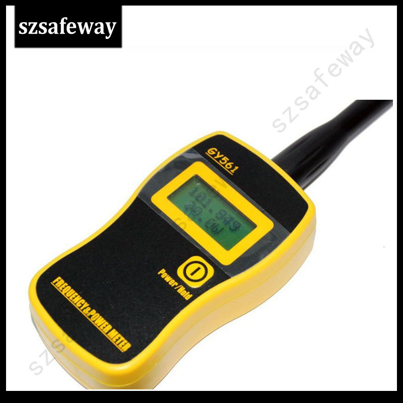 GY561 Frequency Counter Power Meter for two way radio Free Shipping