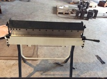 W1.5*1020 pan and box brake bending machine folder machinery tools