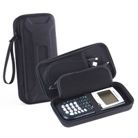EVA Travel Carry Pouch Sleeve Portable Protective Box Cover Bag Case For Texas Instruments TI 84