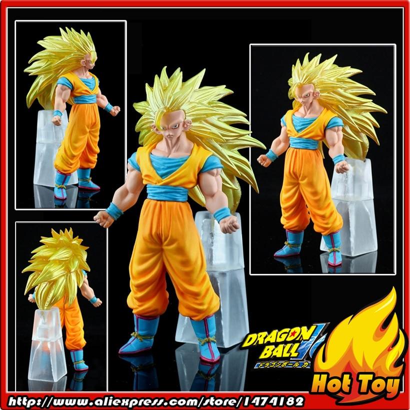 100% Original BANDAI Gashapon PVC Toy Figure DG SP - Son Goku Super Saiyan 3 from Japan Anime Dragon Ball Z (9cm tall) 100% original bandai gashapon pvc toy figure hg part 7 son goku super saiyan 3 from japan anime dragon ball z