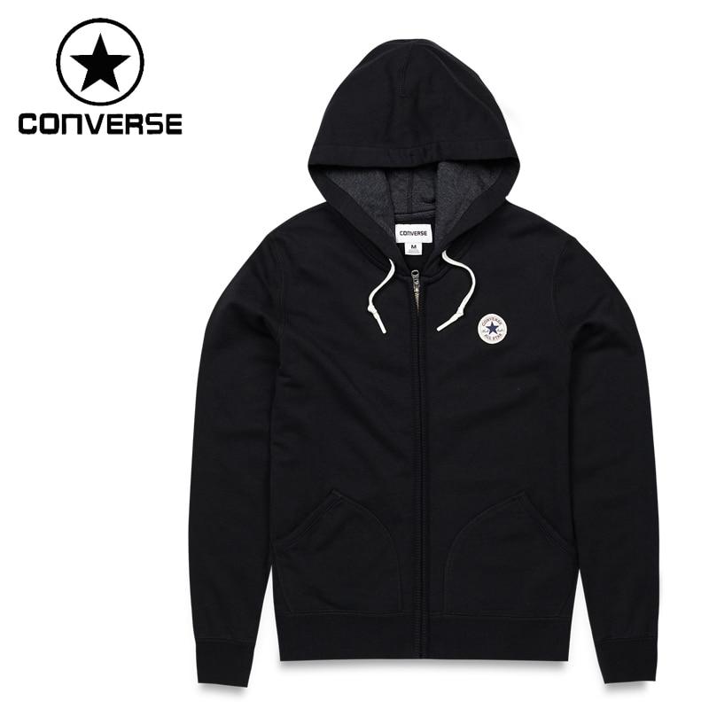 ФОТО Original New Arrival  Converse  Women's  Jacket Hooded  Sportswear