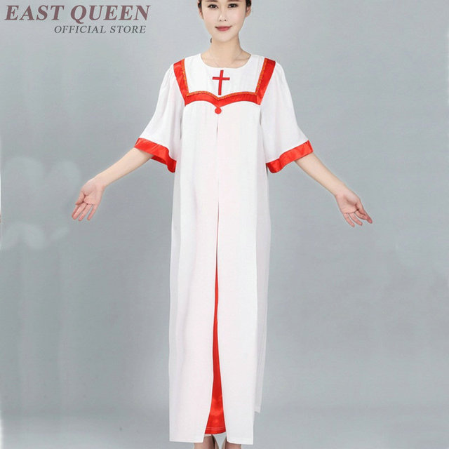 7a7d8c95d0bc3 US $41.25 45% OFF|Clergy robes adult priest costume dress choir church  dresses Christian clothing DD1271 on Aliexpress.com | Alibaba Group