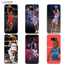 Lavaza Anthony Davis Blake Carmelo Anthony Chris Paul Case for Samsung Galaxy S5 S6 S7 Edge S9 S8 Plus
