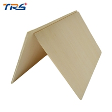 Teraysun DIY model building kits wooden board materialswood sheet plate for making material 300x210mm