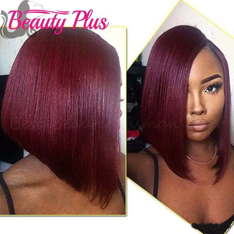Blunt Cut Hairstyles With Weave Picture Gallery